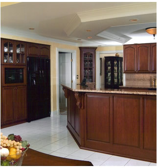 Custom Kitchen Cabinets And Refacing Serving New Hartford Utica