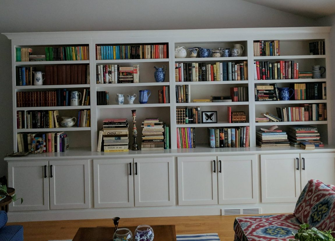 Gstone bookcase